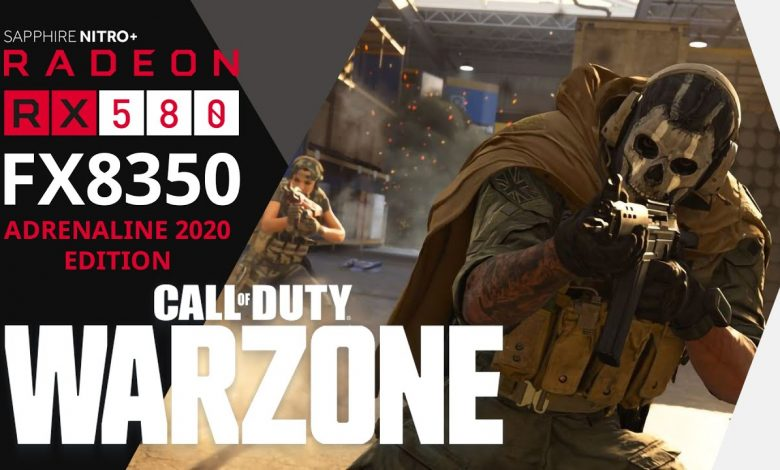 Photo of Call of Duty: Warzone Gameplay (MAX) 1080p | FX8350 RX580 8GB