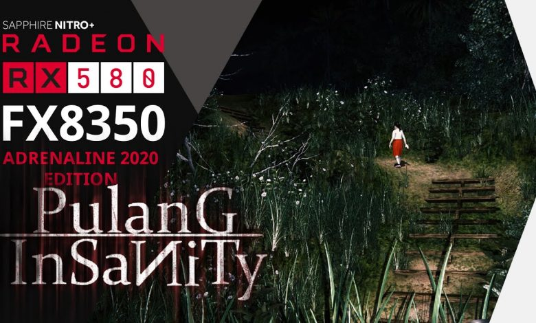 Photo of Pulang: Insanity (Indonesia Horror) | 17minutes Gameplay (ULTRA) 1080p | FX8350 RX580 8GB